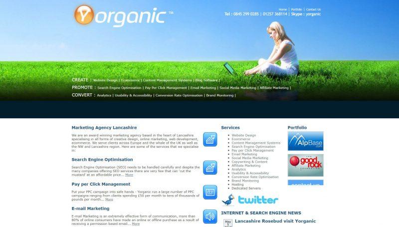 yorganic-marketing-homepage