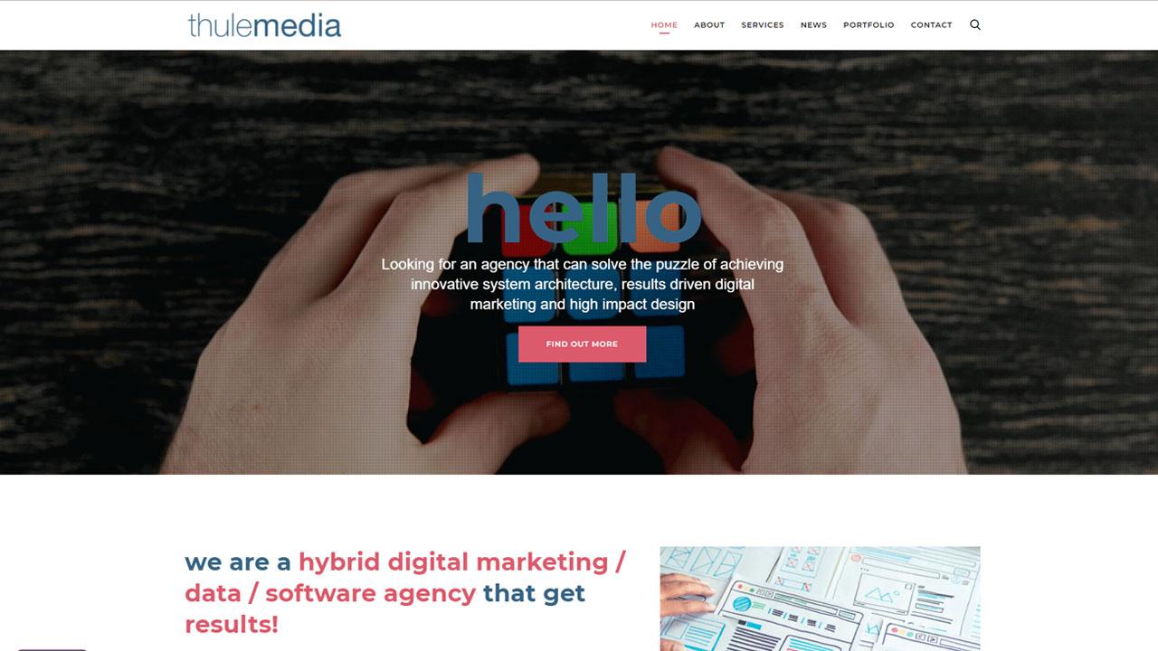 thule-media-website-launch